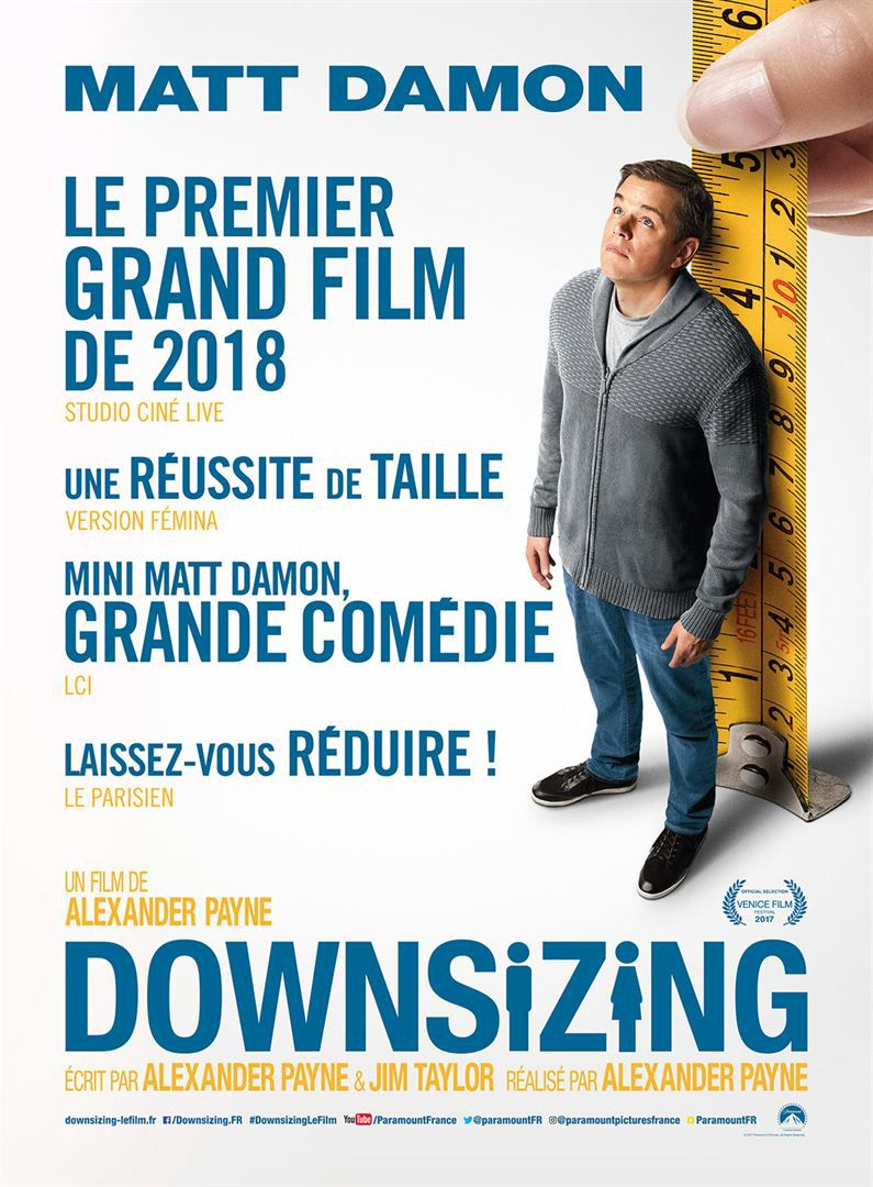 Downsizing - Film (2018)