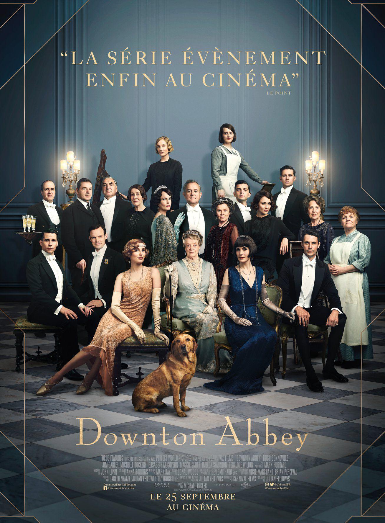Downton Abbey - Film (2019)
