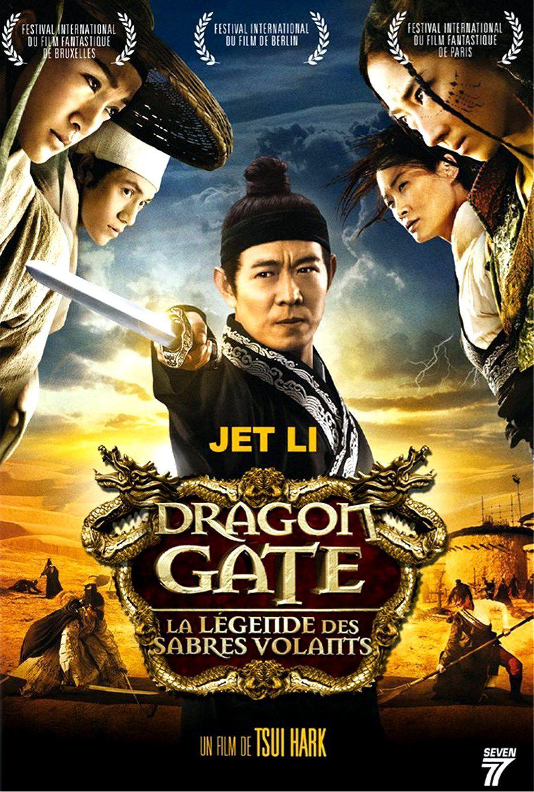 Dragon Gate - La Légende des sabres volants - Film (2011)