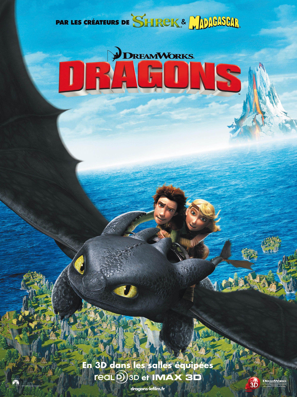 Dragons - Long-métrage d'animation (2010)