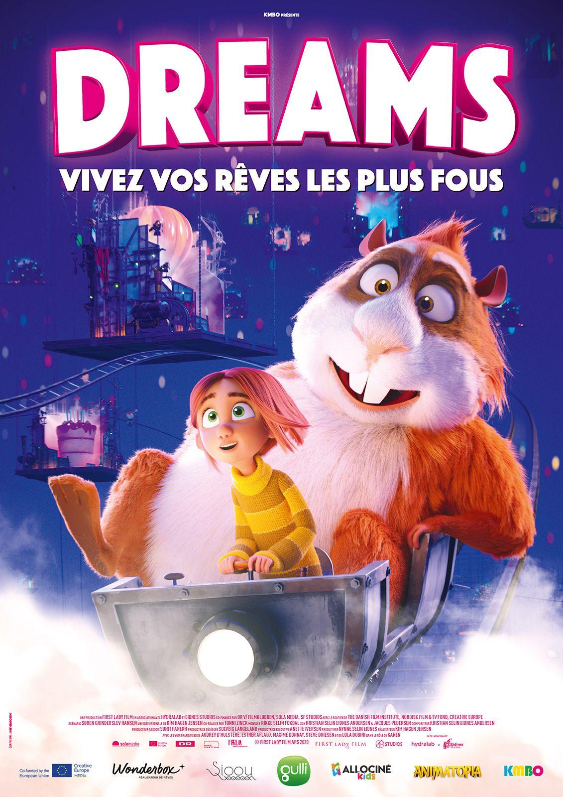 Dreams - Long-métrage d'animation (2020)