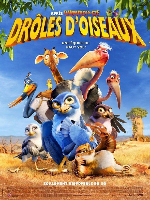 Drôles D'oiseaux - Long-métrage d'animation (2012)