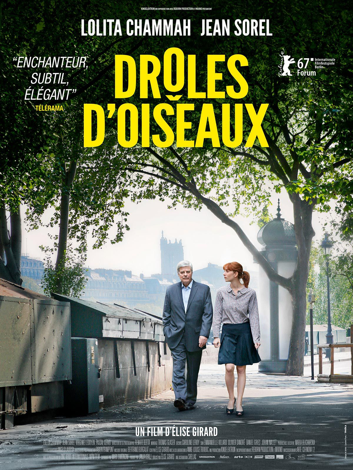 Drôles d'oiseaux - Film (2017)