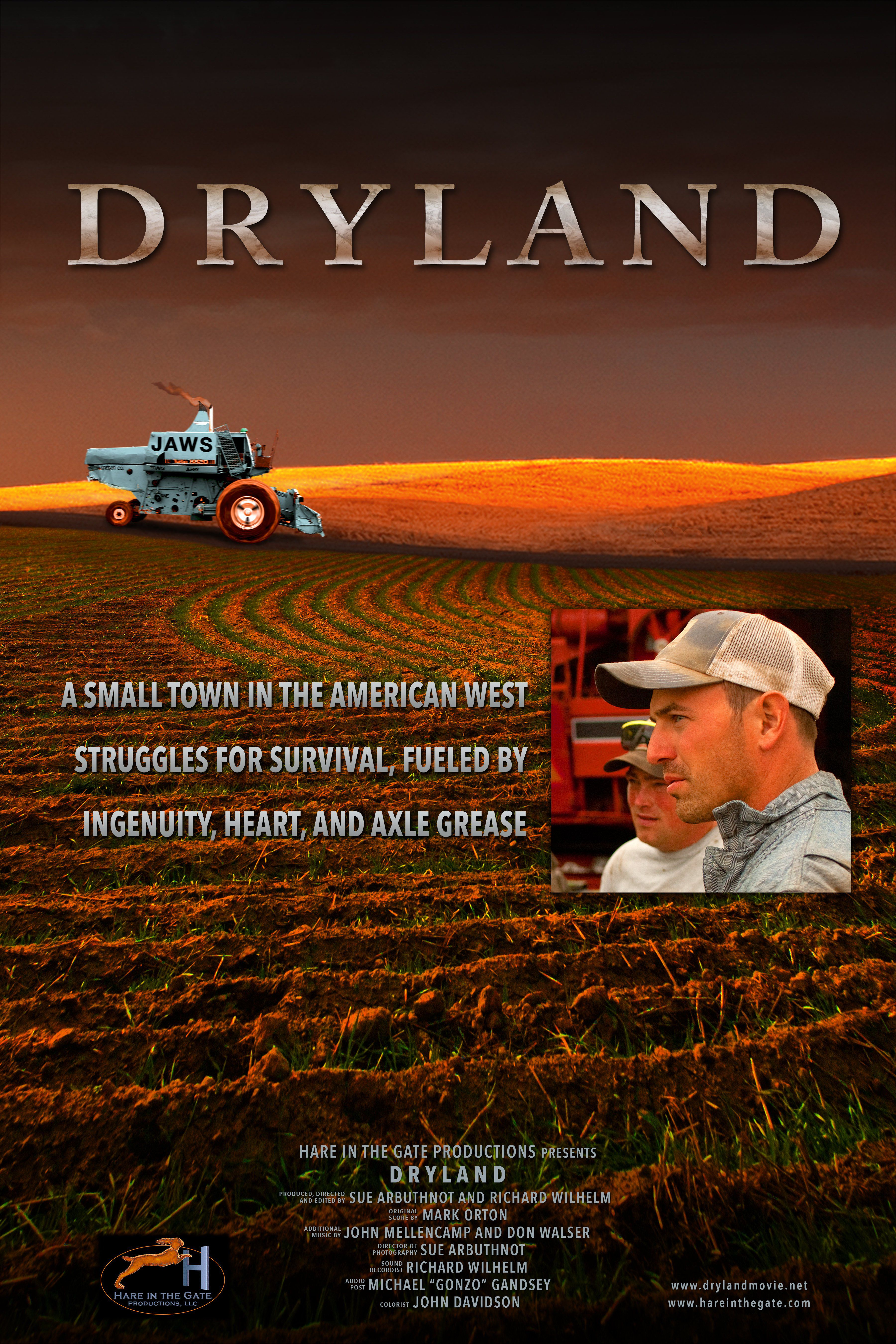 Dryland - Documentaire (2013)