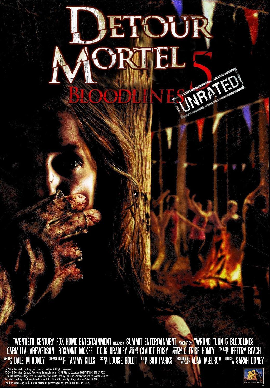 Détour mortel 5 - Film (2012)