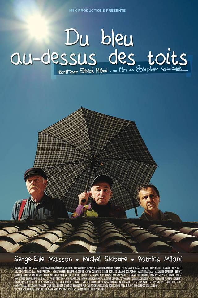 Du bleu au-dessus des toits - Film (2013)