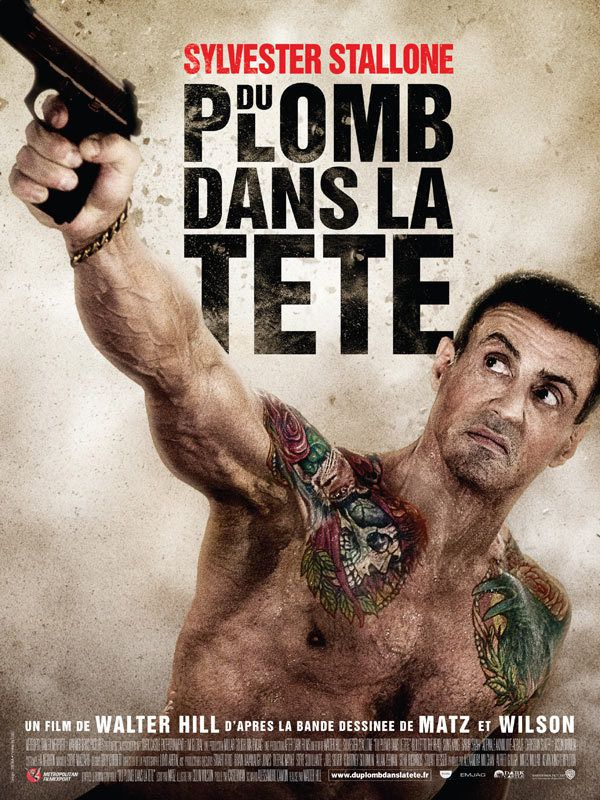 Du plomb dans la tête - Film (2013)