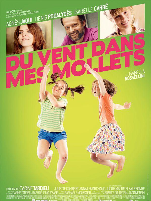Du vent dans mes mollets - Film (2012)