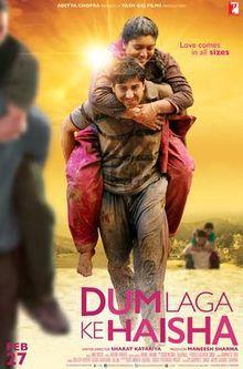Dum Laga Ke Haisha - Film (2015)