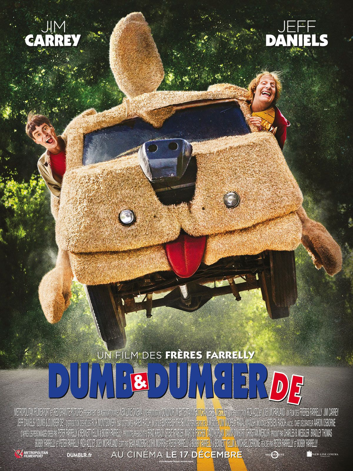 Dumb and Dumber De - Film (2014)