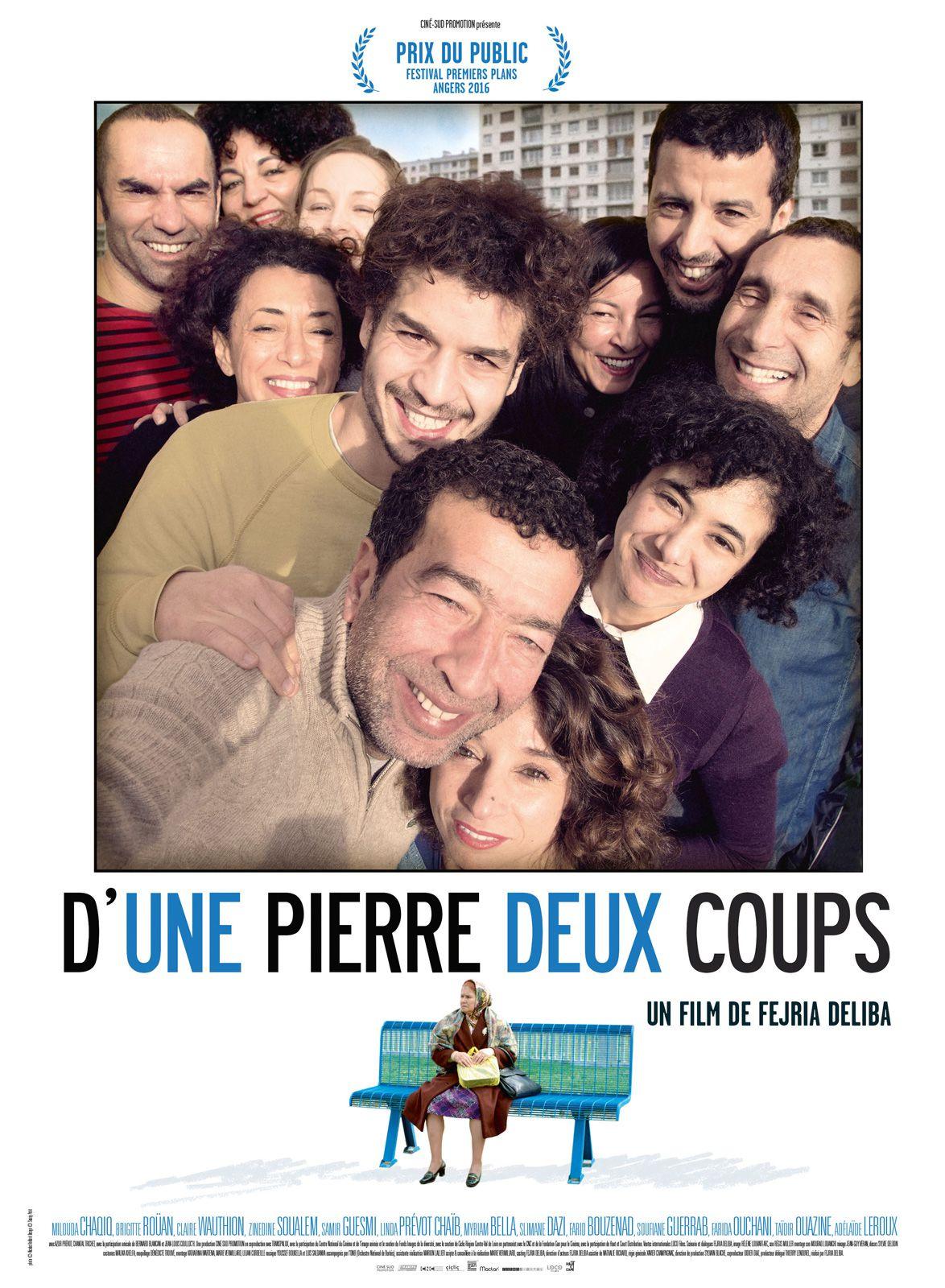D'une pierre deux coups - Film (2016)