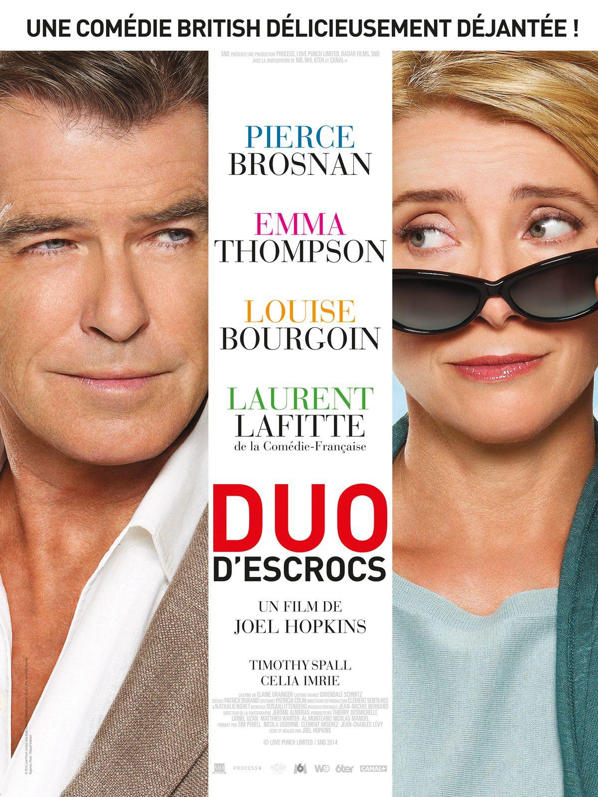 Duo d'escrocs - Film (2014)