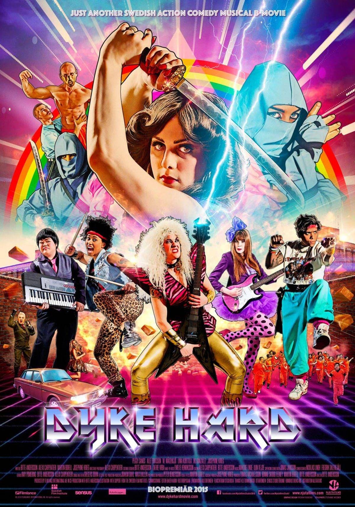Dyke Hard - Film (2014)