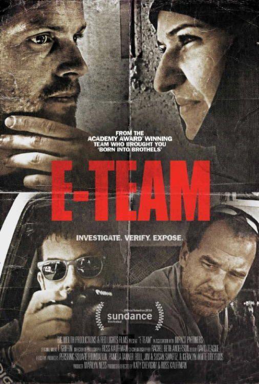 E-Team - Documentaire (2014)