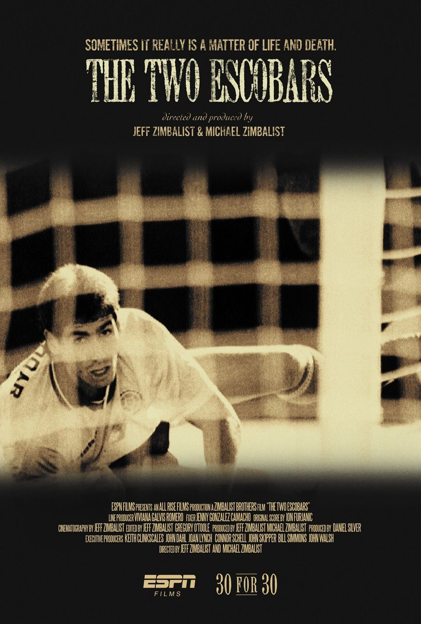 ESPN 30 for 30 : The Two Escobars - Documentaire (2010)
