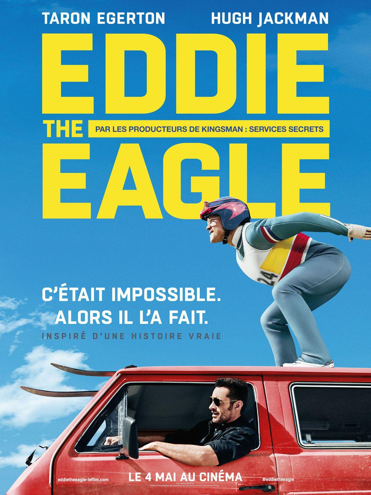 Eddie the Eagle - Film (2016)