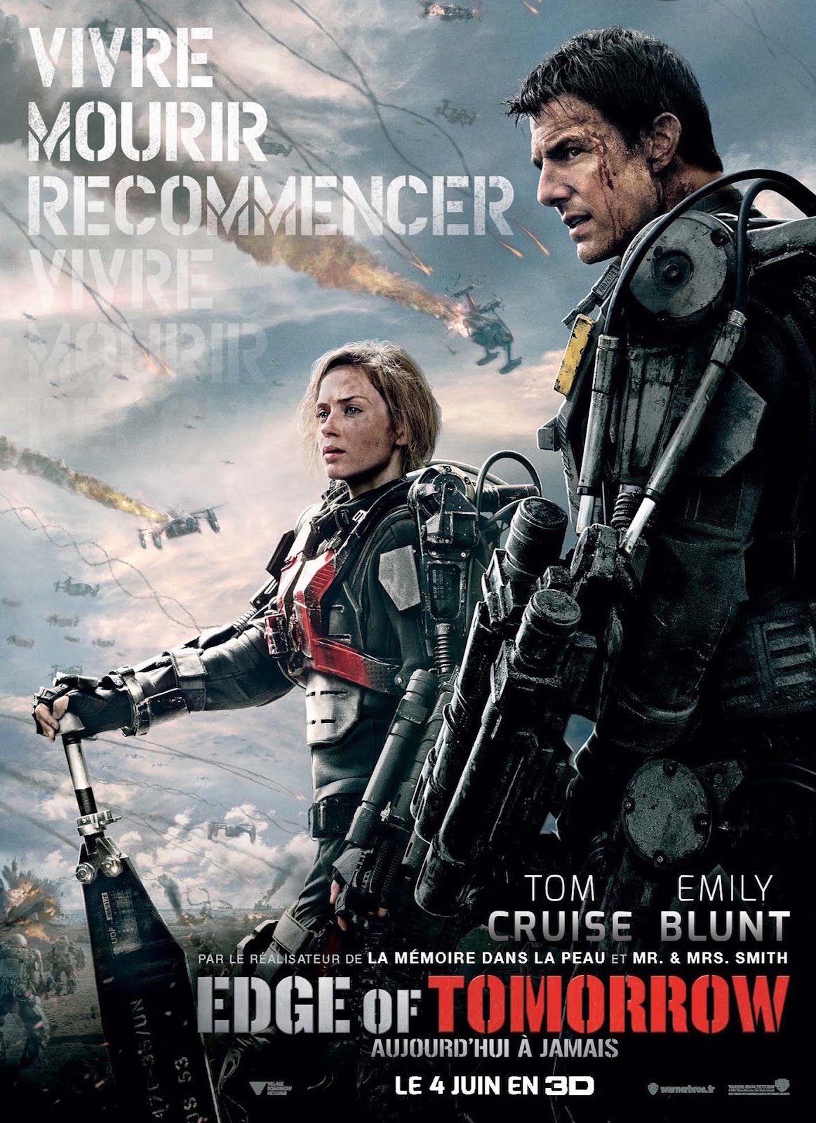Edge of Tomorrow - Film (2014)