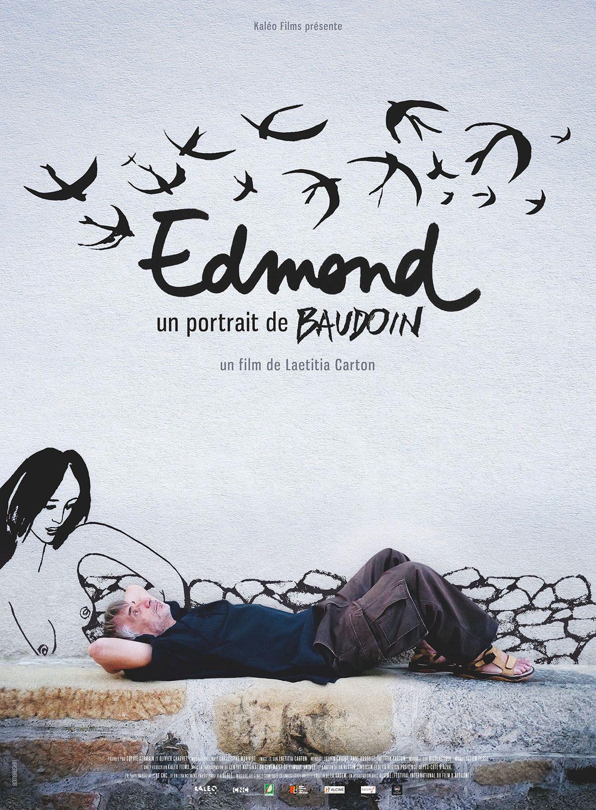 Edmond, un portrait de Baudoin - Documentaire (2015)