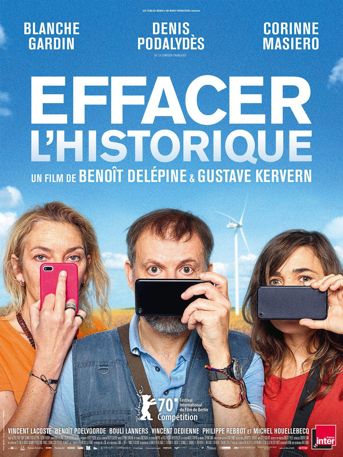 Effacer l'historique - Film (2020)