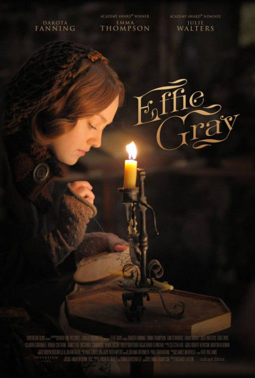 Effie Gray - Film (2014)
