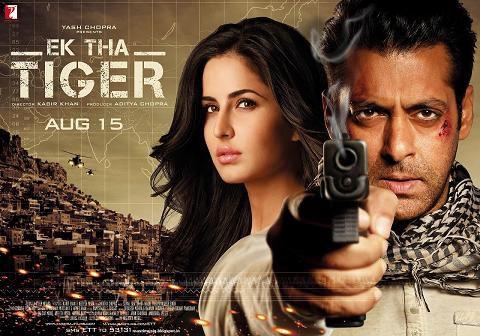 Ek Tha Tiger - Film (2012)