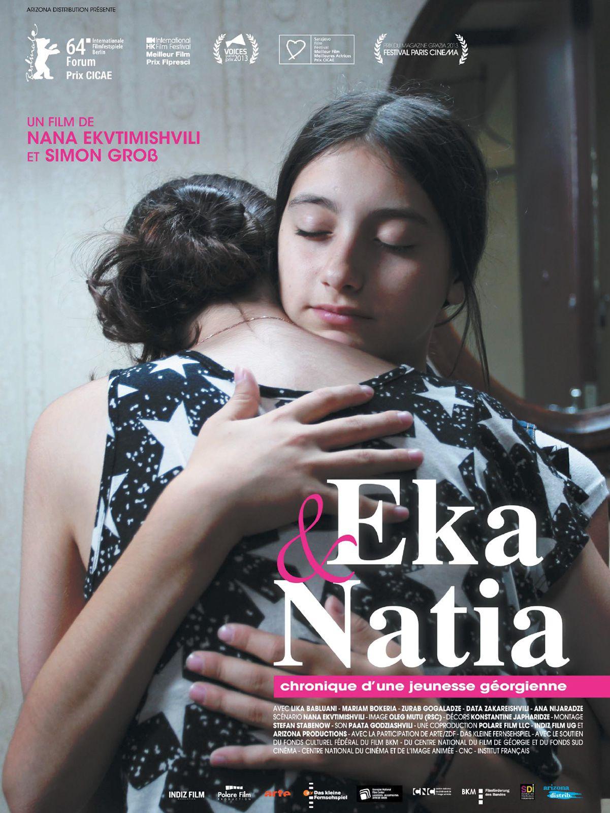 Eka et Natia, chronique d'une jeunesse géorgienne - Film (2013)