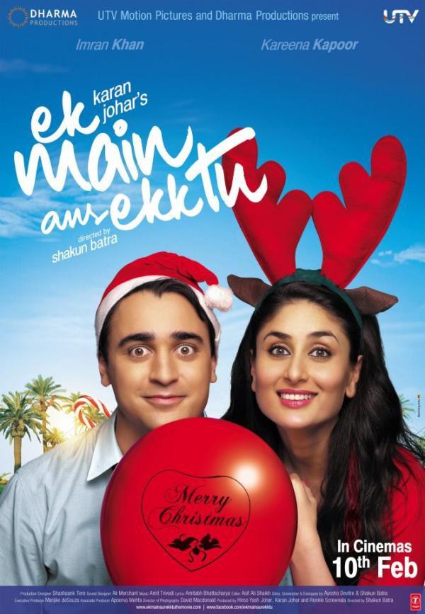 Ekk main aur ekk tu - Film (2012)