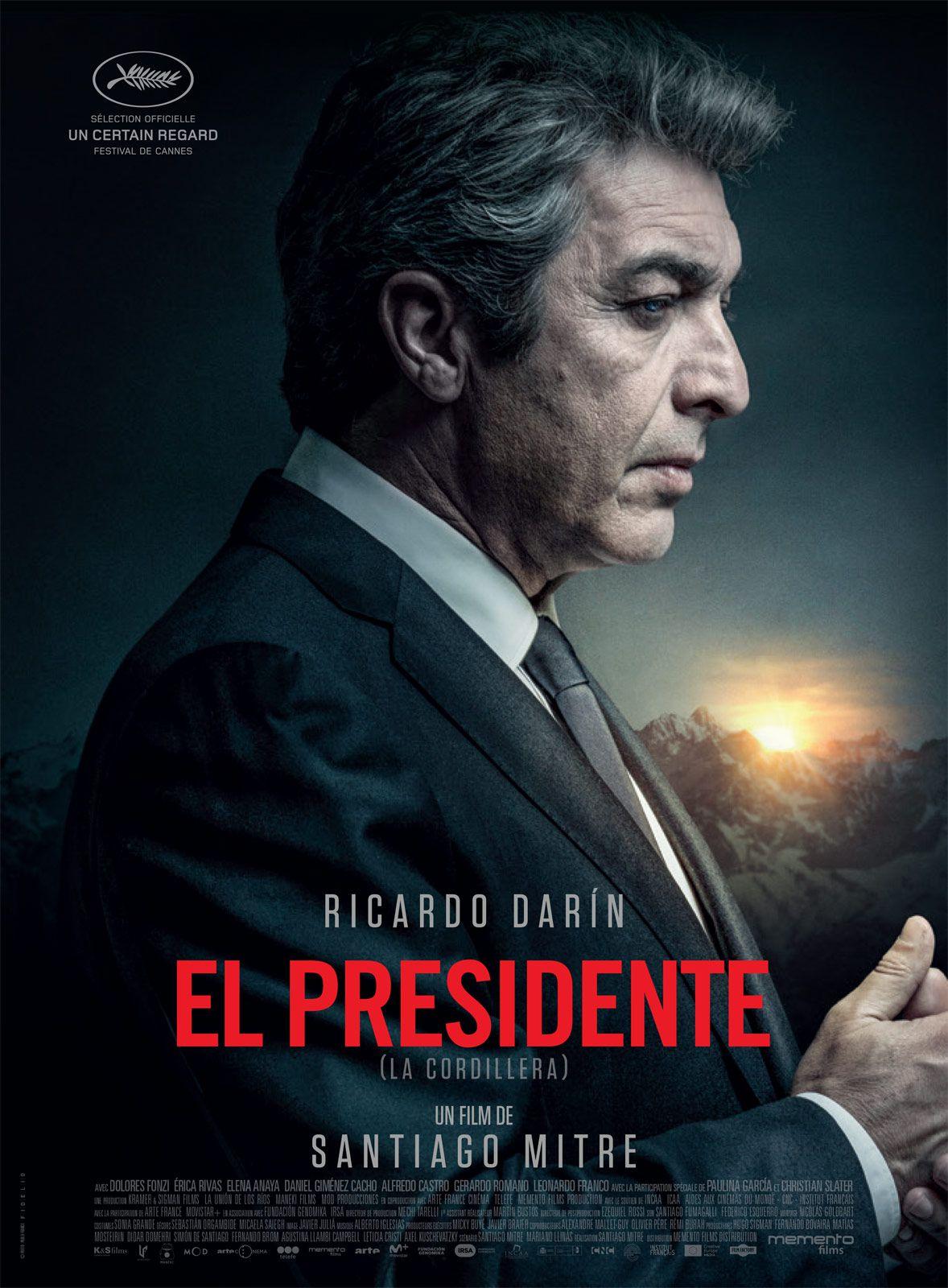 El Presidente - Film (2018)