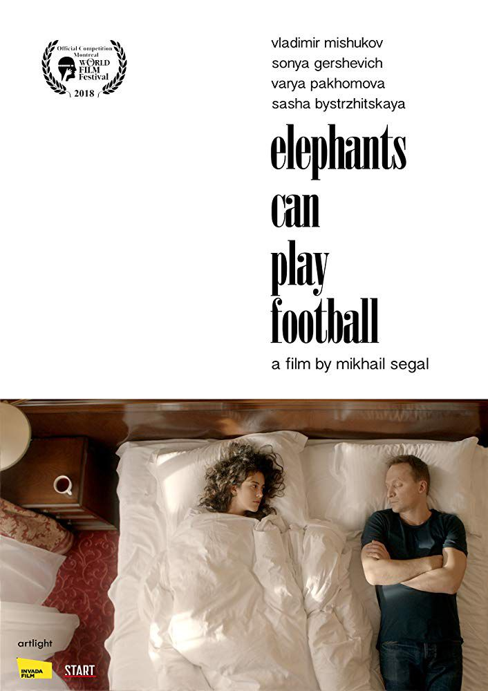 Elephants Can Play Football - Film (2018)
