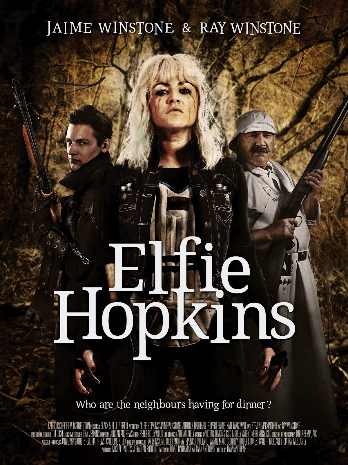 Elfie Hopkins - Film (2012)