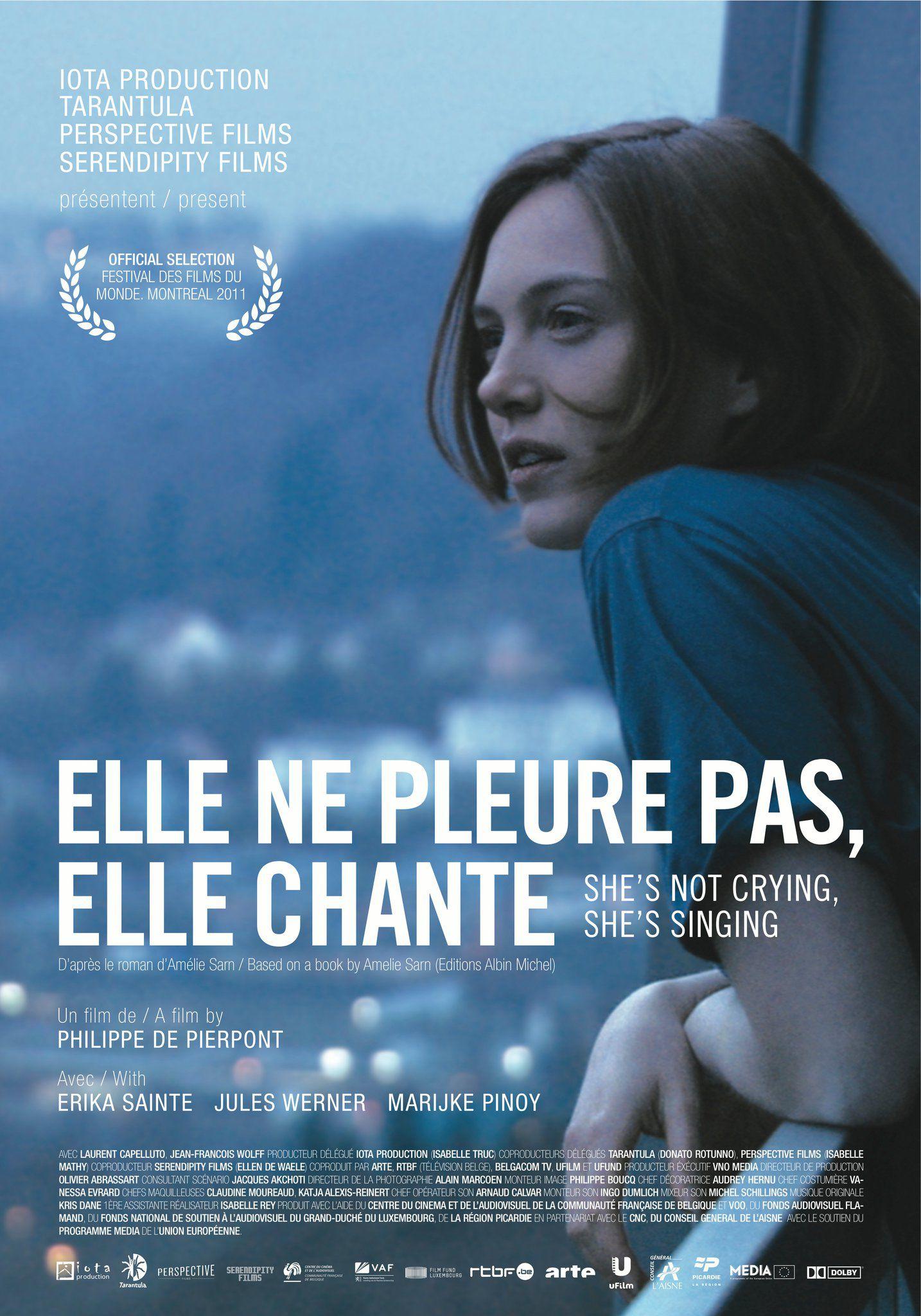 Elle ne pleure pas, elle chante - Film (2012)