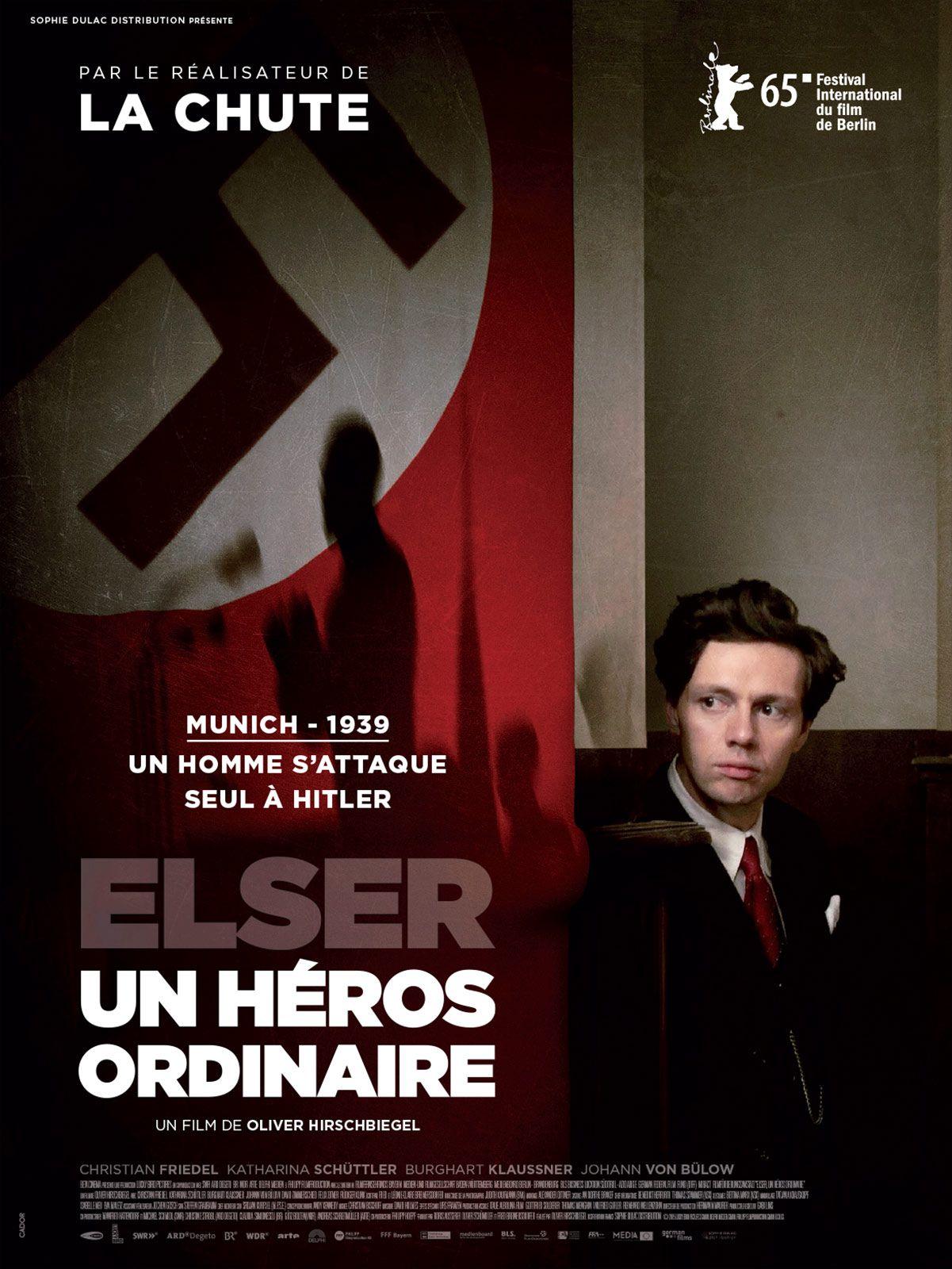 Elser, un héros ordinaire - Film (2015)