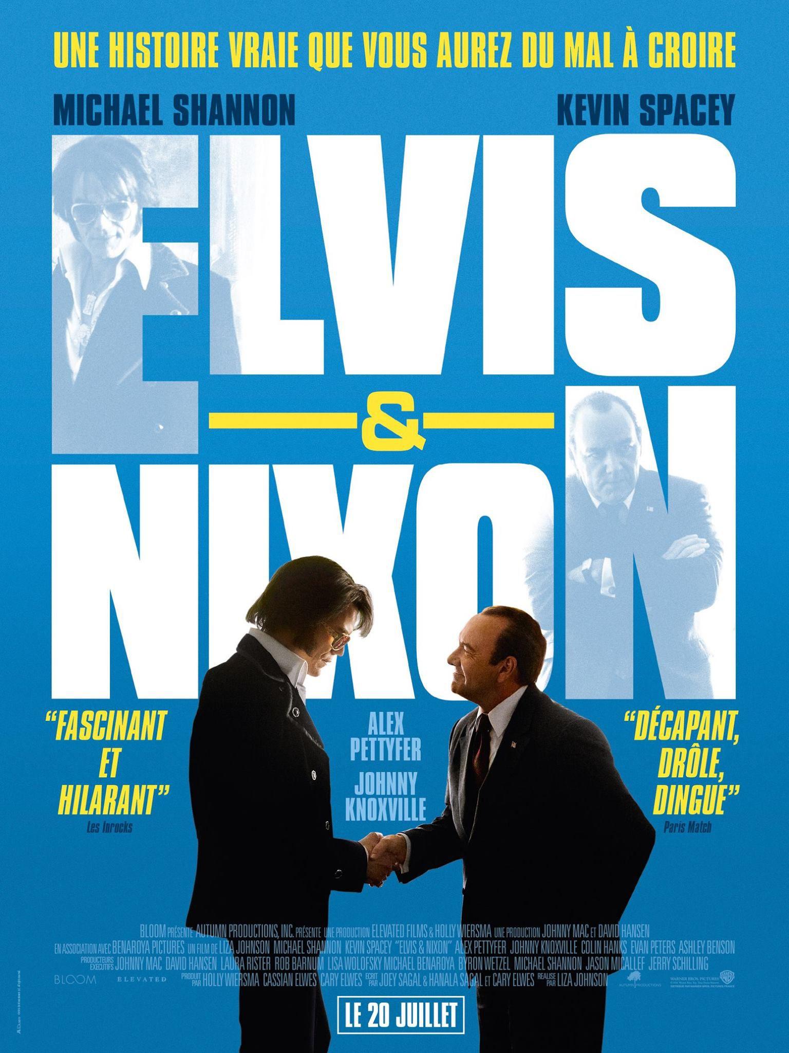 Elvis & Nixon - Film (2016)