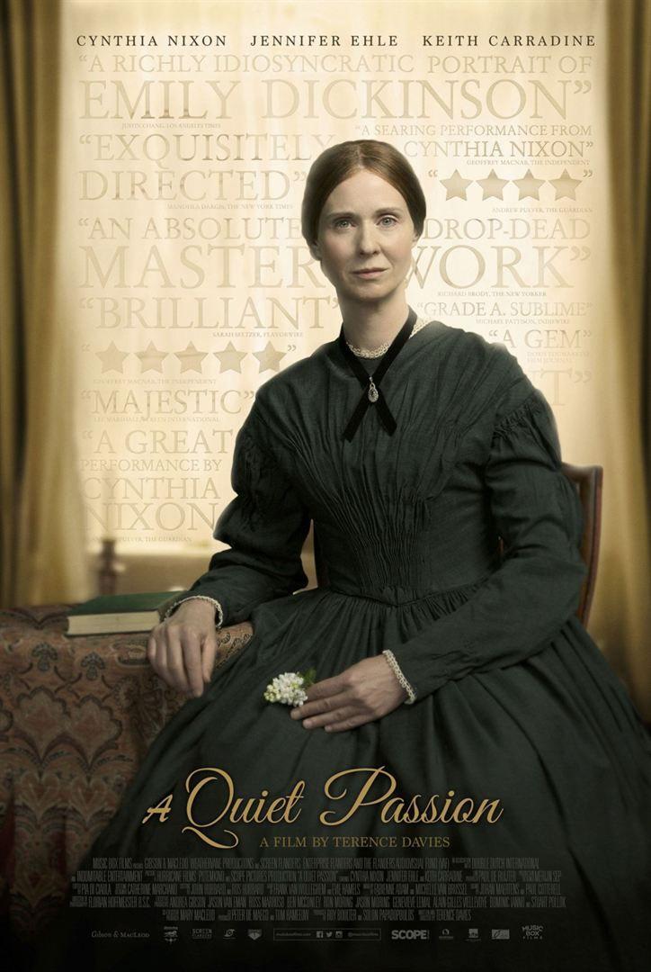 Emily Dickinson, A Quiet Passion - Film (2016)