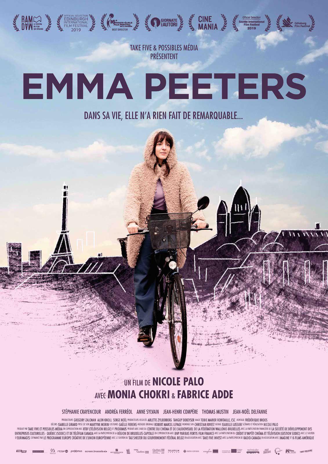 Emma Peeters - Film (2019)