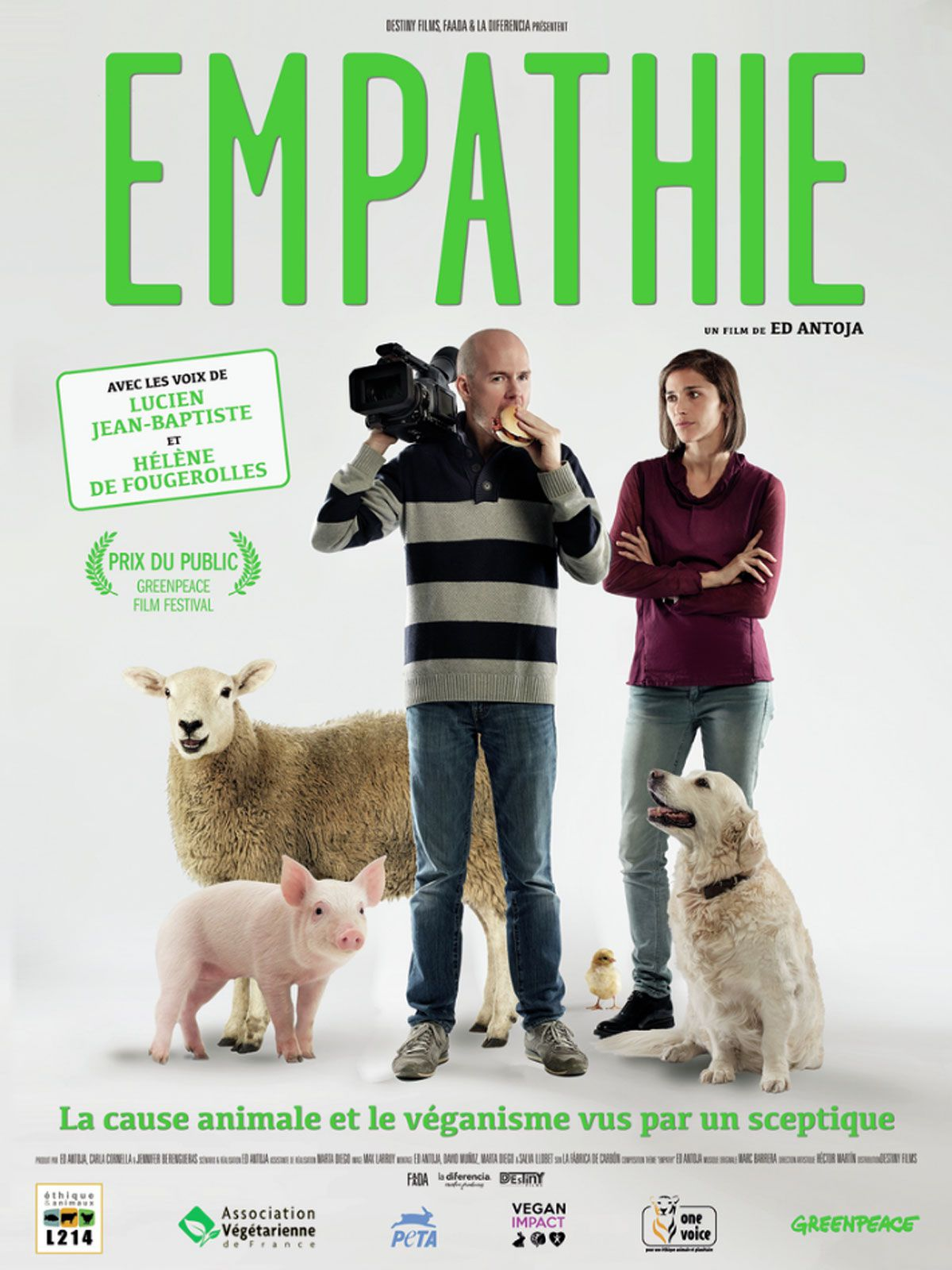 Empathie - Documentaire (2017)