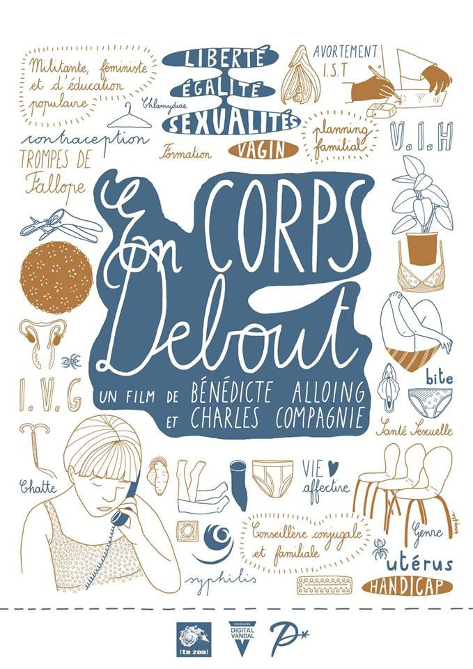 En Corps Debout - Documentaire (2018)