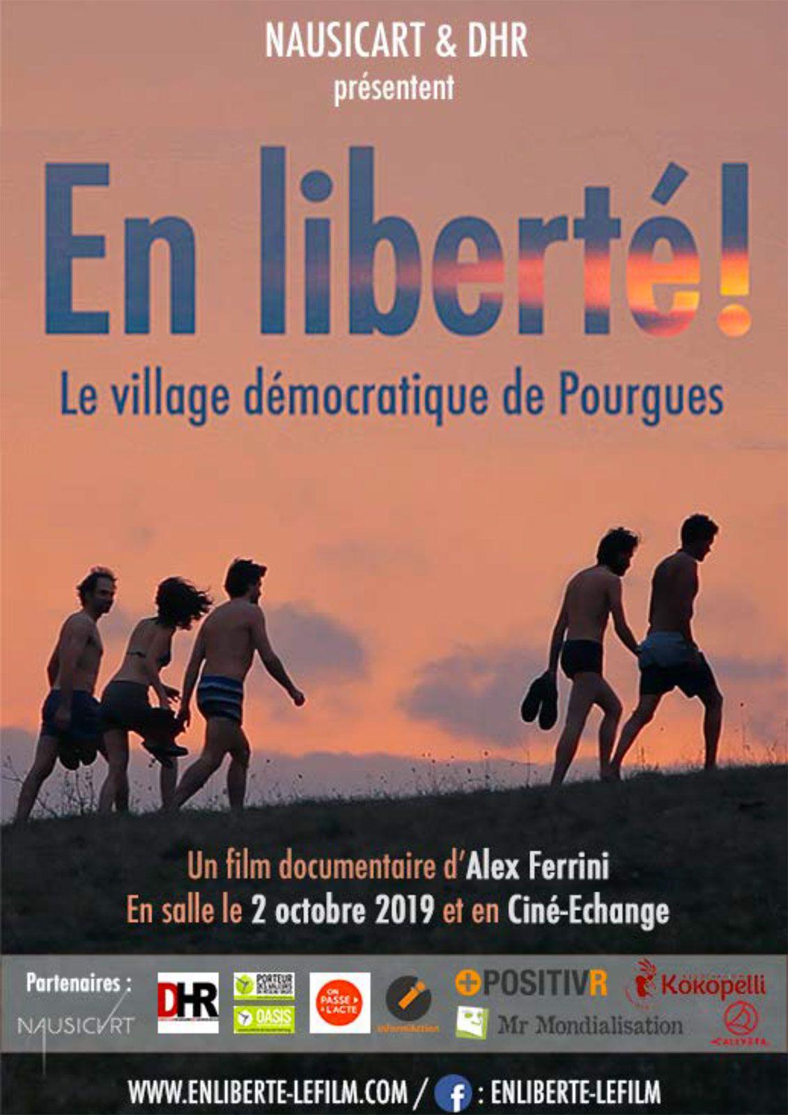 En Liberté ! - Documentaire (2019)