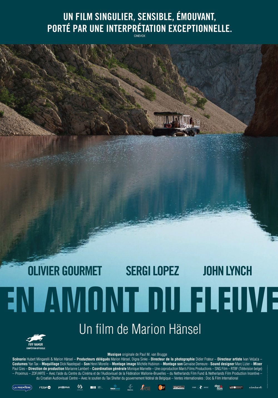 En amont du fleuve - Film (2017)