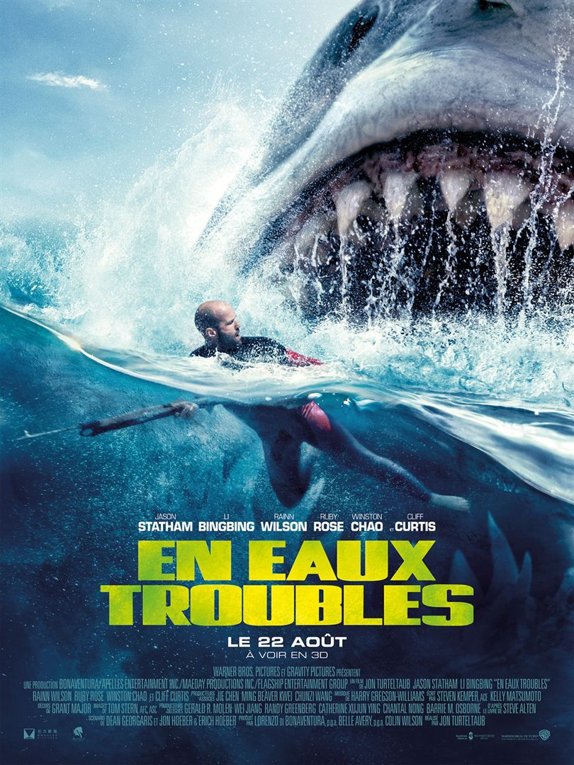 En eaux troubles - Film (2018)