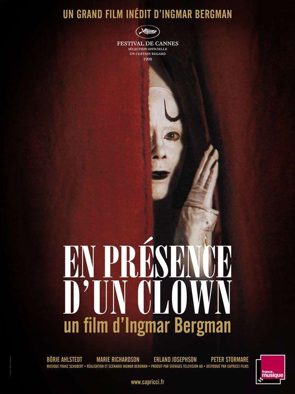 En présence d'un clown - Film (1997)