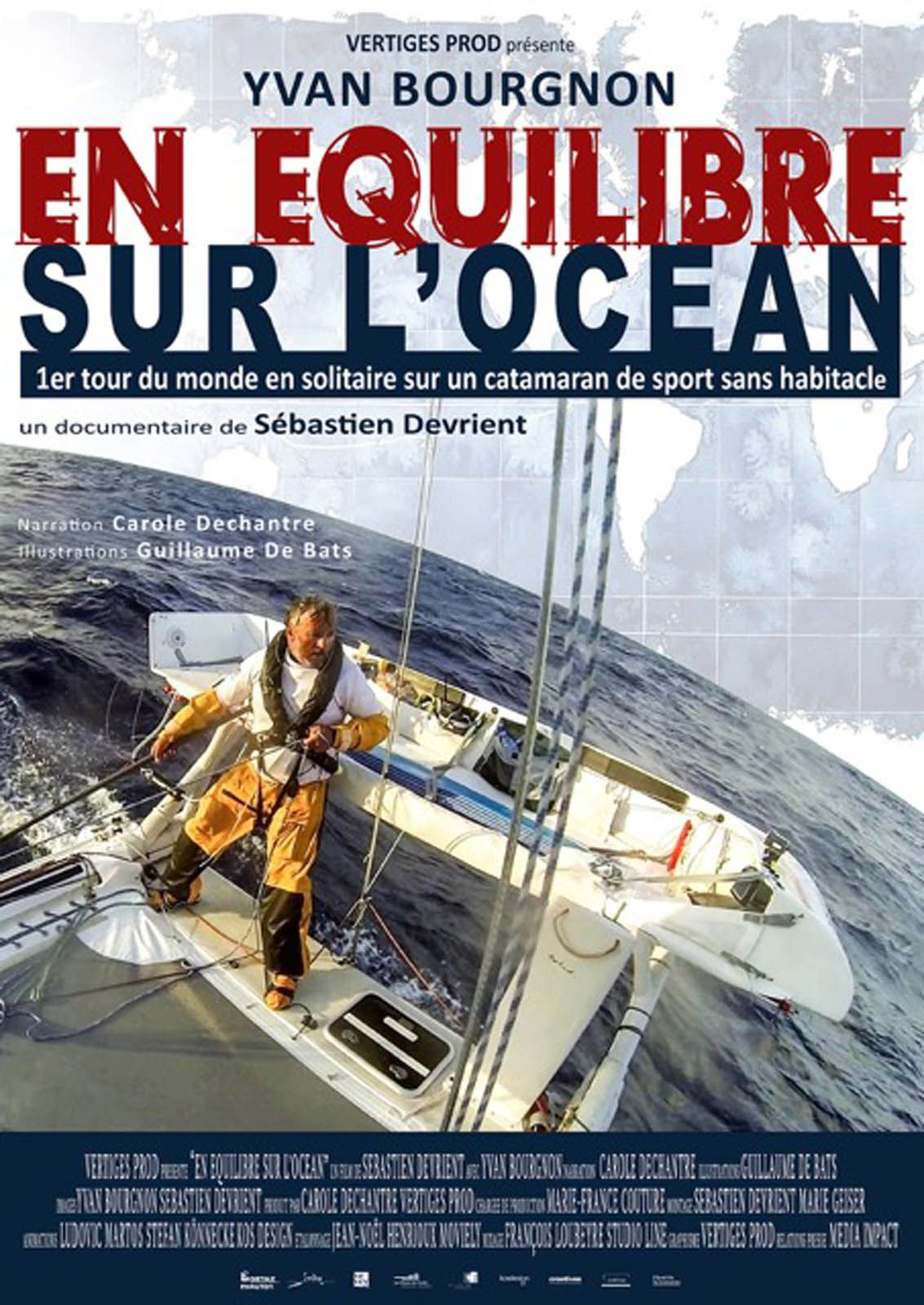 En équilibre sur l'océan - Documentaire (2017)