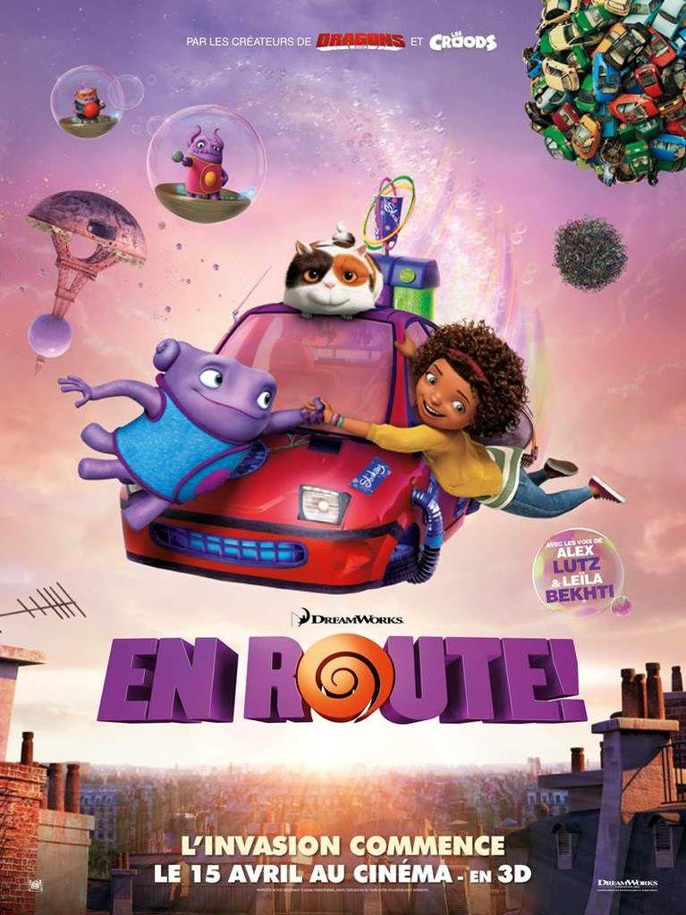 En route ! - Long-métrage d'animation (2015)