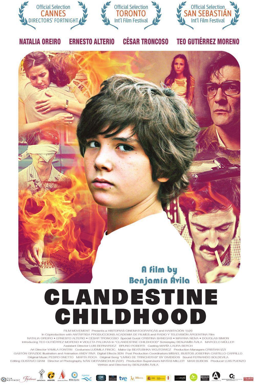 Enfance clandestine - Film (2013)