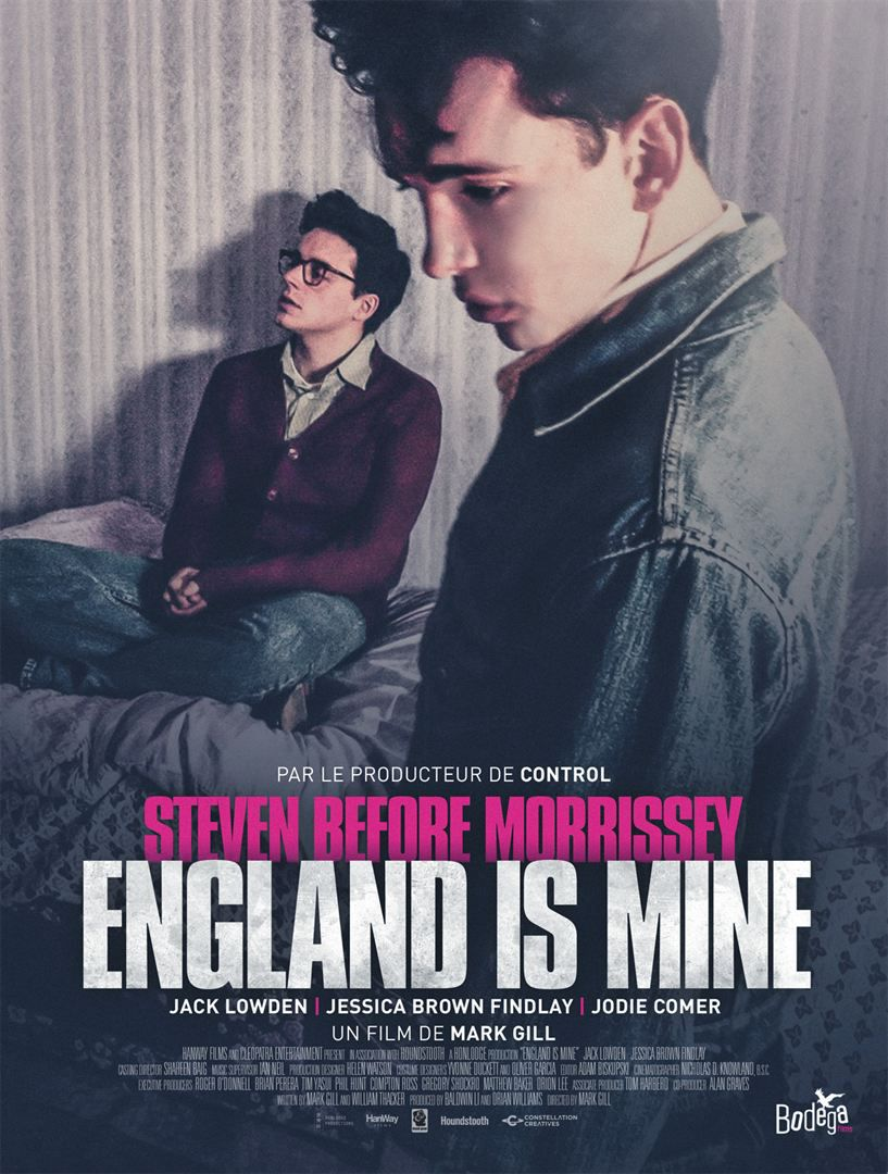 England is Mine - Film (2018)
