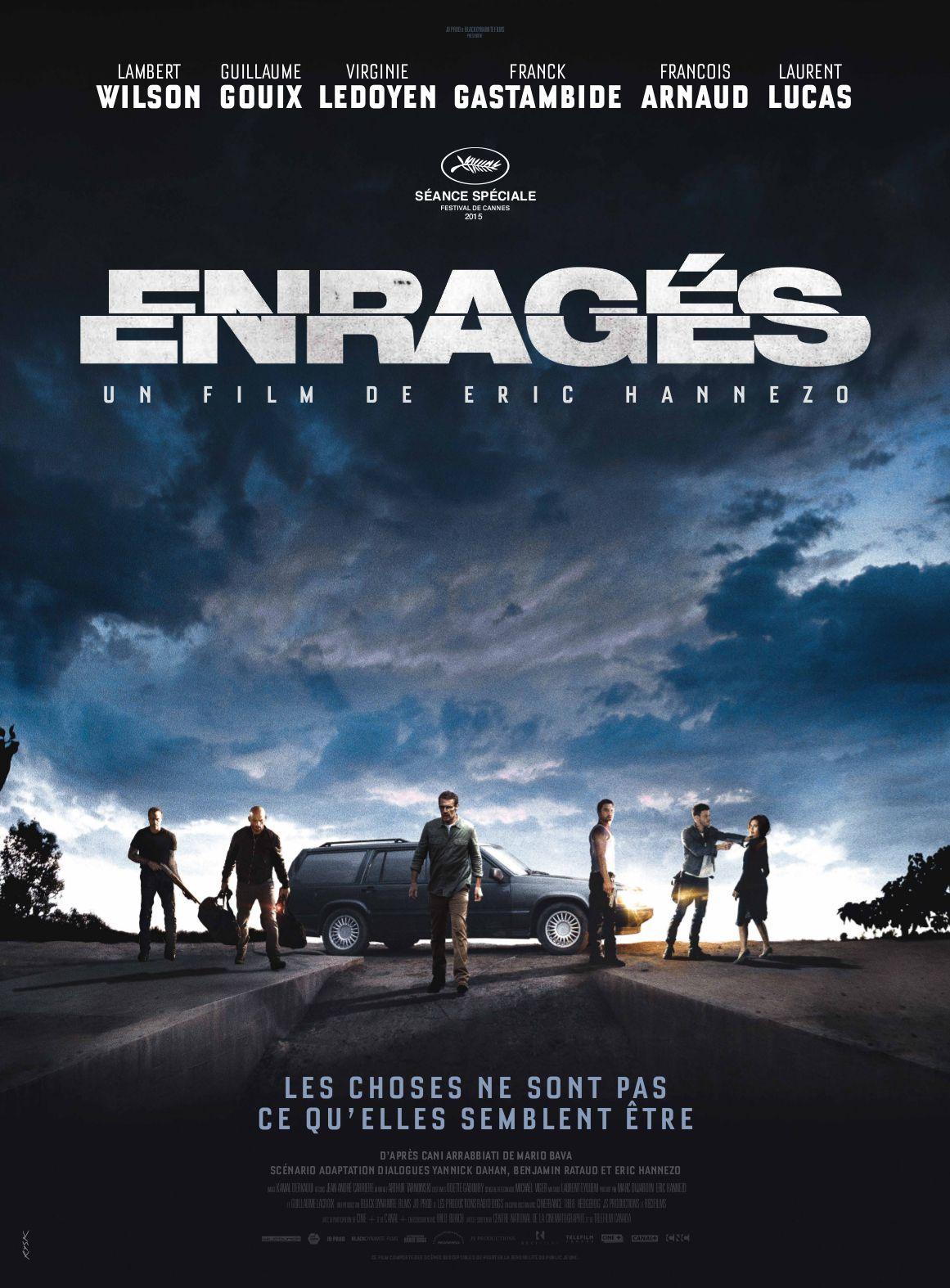 Enragés - Film (2015)