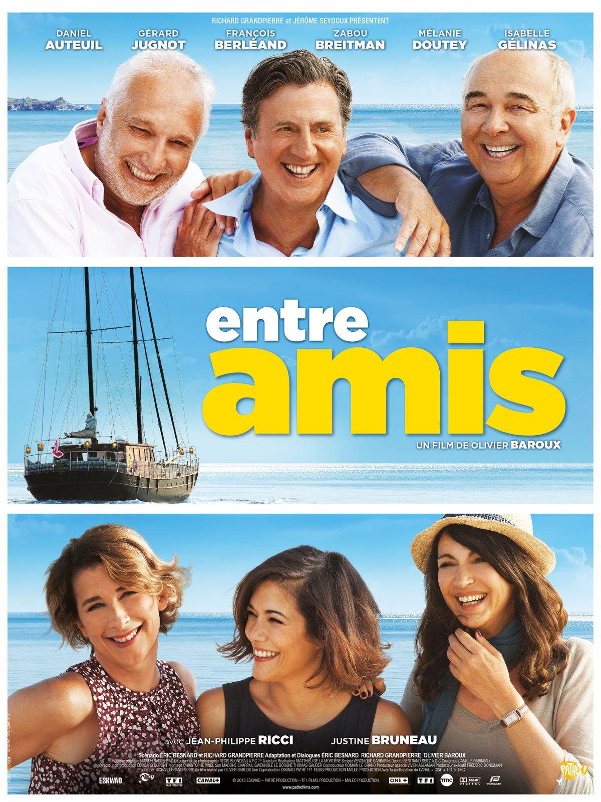 Entre amis - Film (2015)