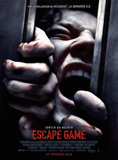 Escape Game - Film (2019)