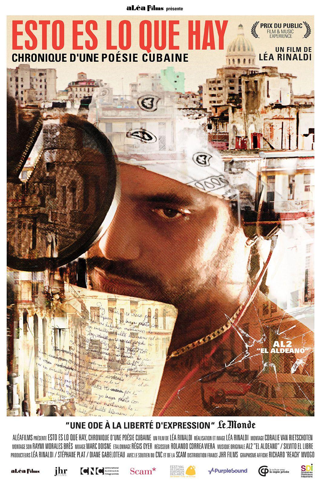 Esto es lo que hay : Chronique d'une poésie cubaine - Documentaire (2015)