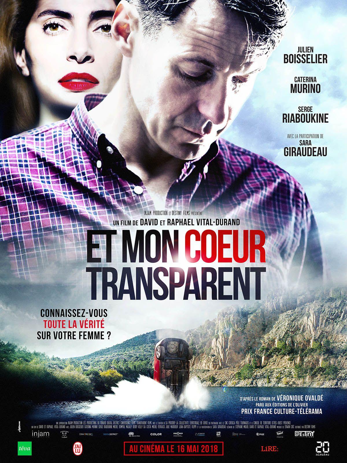 Et mon cœur transparent - Film (2018)